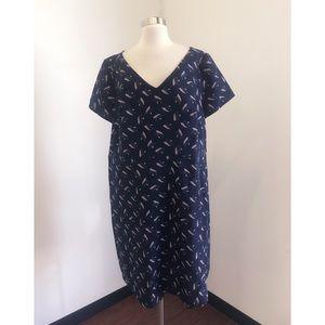 NWT Loft Plus Floral Dress Size 20